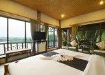 Pesan Kamar Riverside Room (r101) di River Kwai Botanic Delight Resort