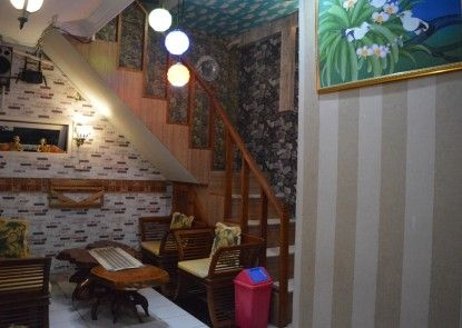 Roemah Djogja Guest House Interior