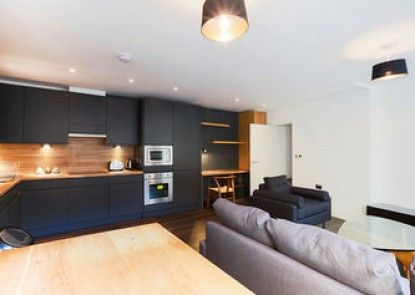 Rojen Apartments Liverpool Street