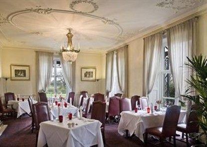 Rookery Hall Hotel Teras