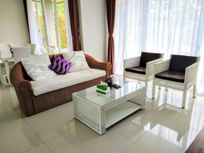 Rose Garden Villa Syariah, 2BR + 1BR, FAMILY ONLY, Bandung