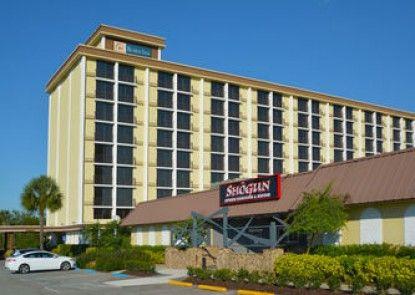 Rosen Inn, closest to Universal