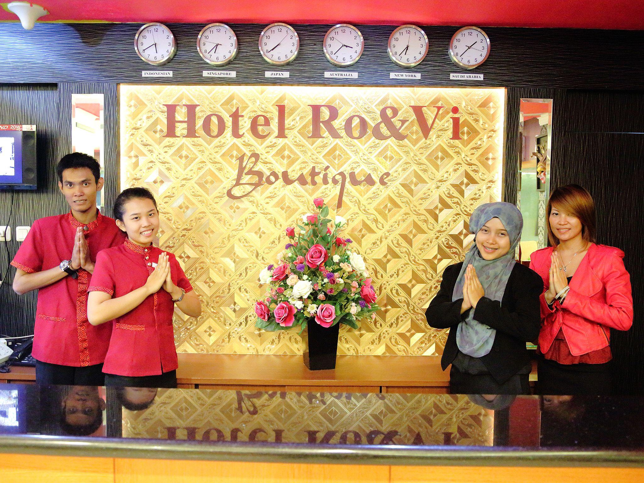 Rovi Boutique Hotel, Jakarta Barat