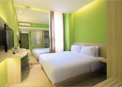 Royal City Hotel Tomang Jakarta Kamar Tamu