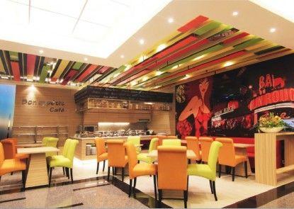 Royal City Hotel Tomang Jakarta Rumah Makan