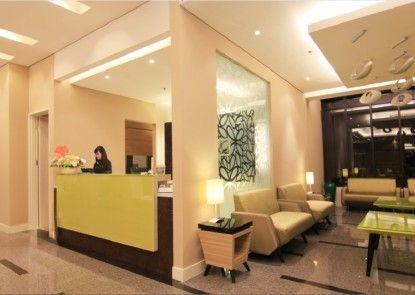Royal City Hotel Tomang Jakarta Penerima Tamu