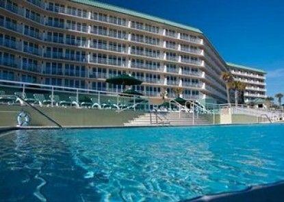 Royal Floridian Resort Teras