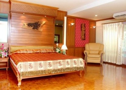 Royal Ivory Sukhumvit Nana by Compass Hospitality Kamar Tamu