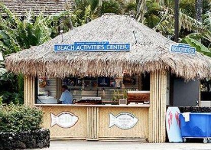 Royal Lahaina Resort Teras