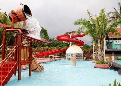 Royal Safari Garden Resorts and Convention Kolam Renang