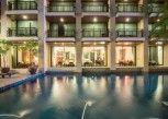 Pesan Kamar Suite Junior, Akses Ke Kolam Renang di Royal Thai Pavilion Jomtien Boutique Resort