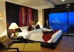Pesan Kamar Suite Royal, Jet Tub, Menghadap Pantai di Royal Thai Pavilion Jomtien Boutique Resort