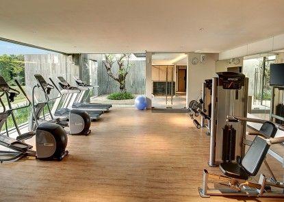 Royal Tulip Gunung Geulis Resort & Golf Ruangan Fitness
