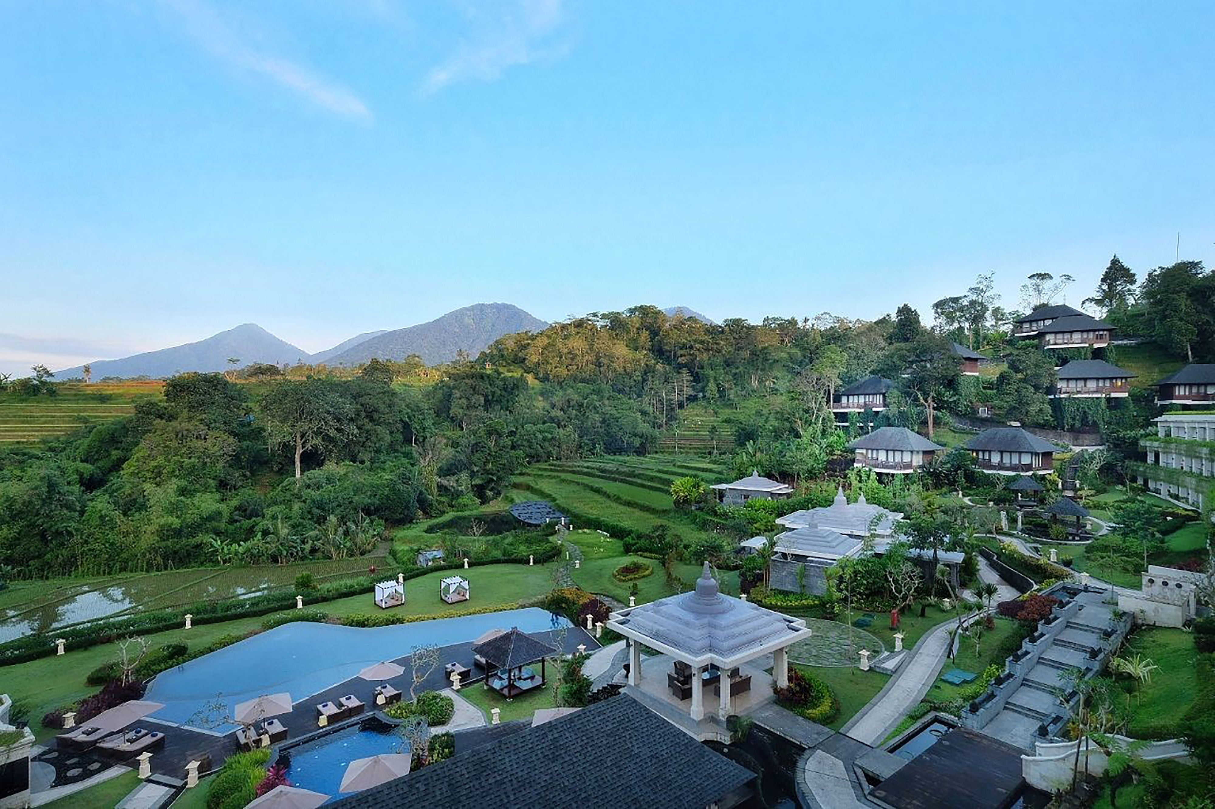 Saranam Resort & Spa, Tabanan