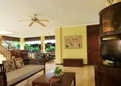 Royal Tunjung Bali Villa Ruang Tamu
