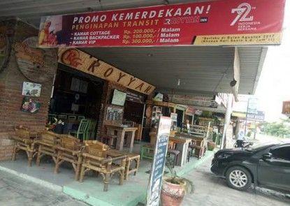 Royyan Inn - Backpacker Hostel Kualanamu Pintu Masuk