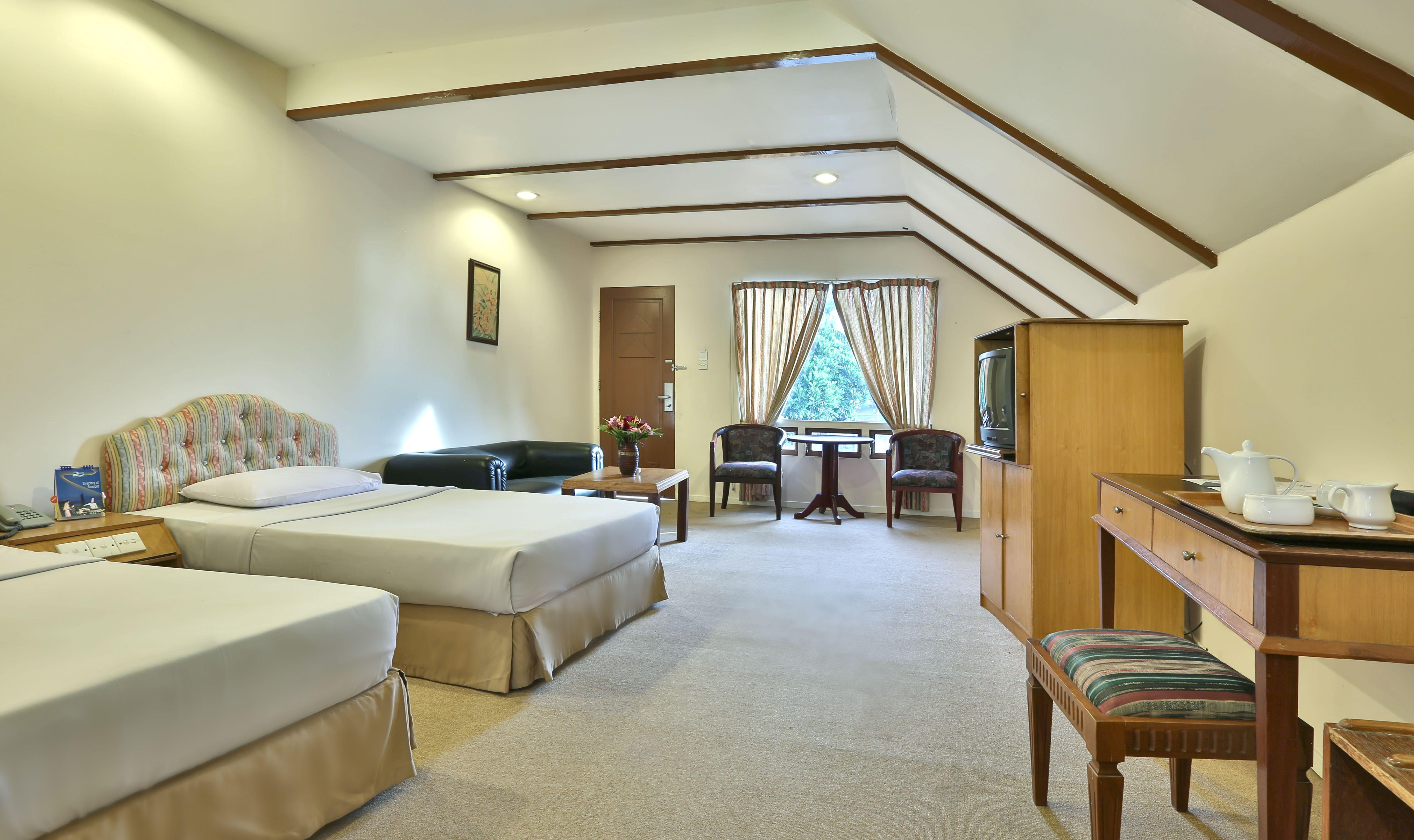 Niagara Hotel Lake Toba & Resort, Simalungun