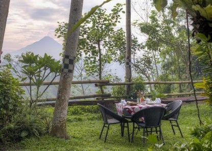 Rumah Boedi Borobudur Pemandangan