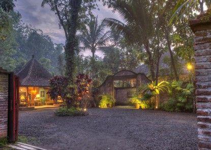 Rumah Boedi Borobudur Pintu Masuk