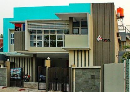 Rumah Singgah Griya H47 Eksterior