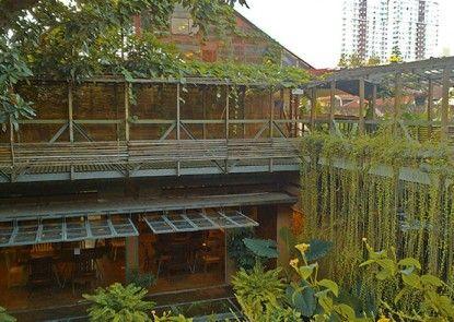 Rumah Turi Green Boutique Hotel Teras