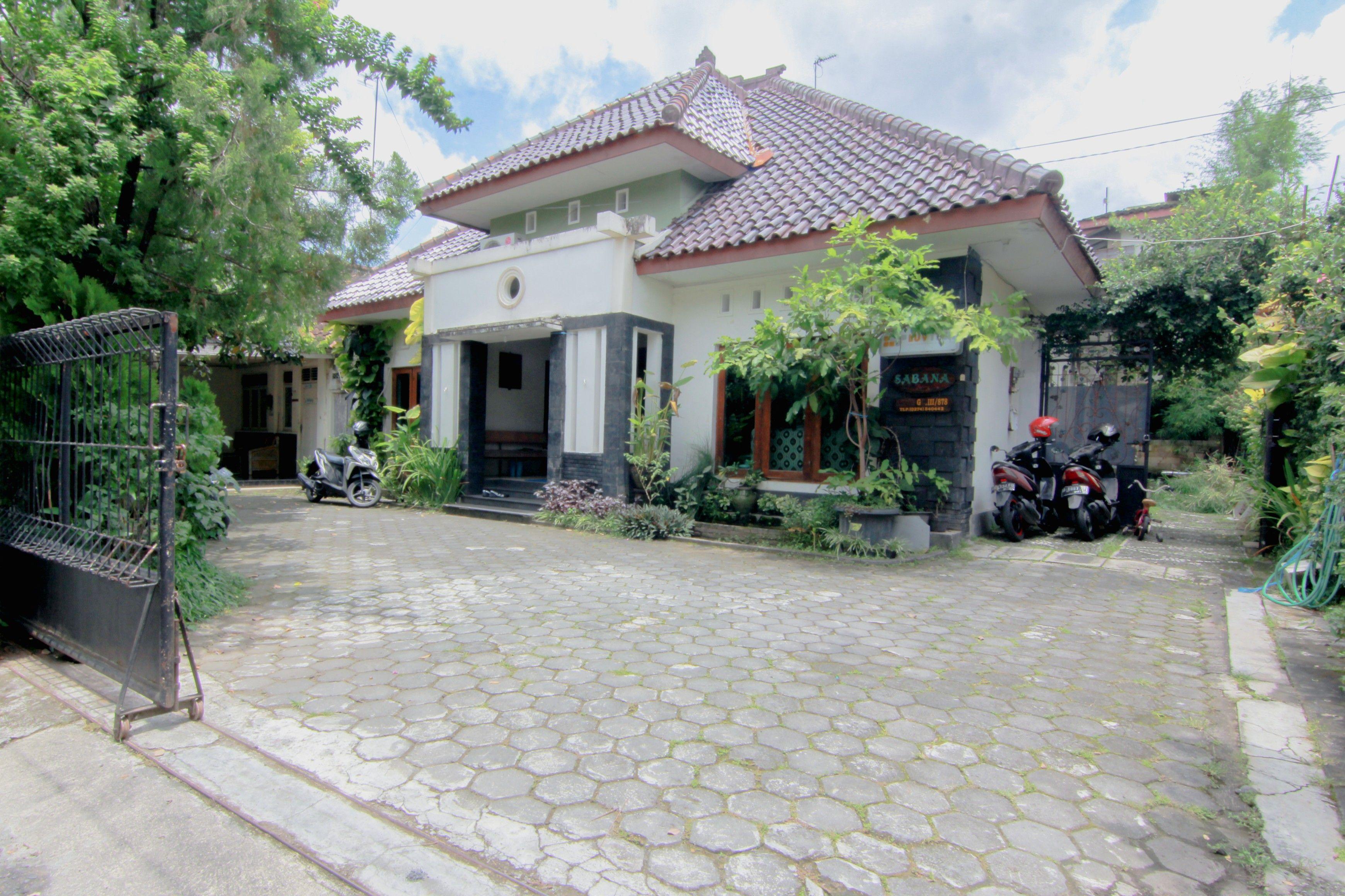 Sabana Homestay, Yogyakarta