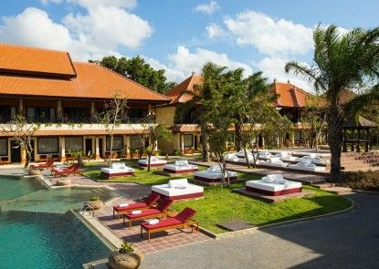 Sadara Boutique Beach Resort Pemandangan