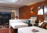 Pesan Kamar Deluxe Room Garden Villa di Saensukkho Hotel & Resort