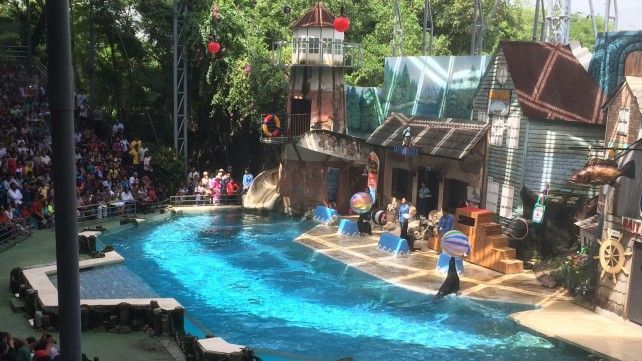 Safari World & Marine Park Ticket with Indian Lunch
