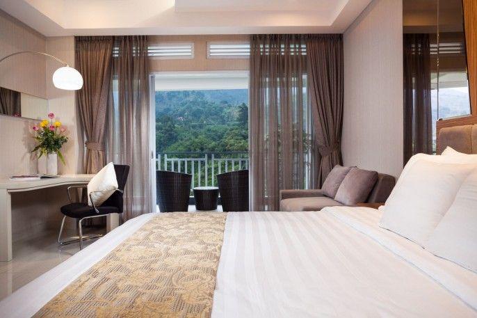 Le Eminence Puncak Hotel Convention & Resort, Cianjur
