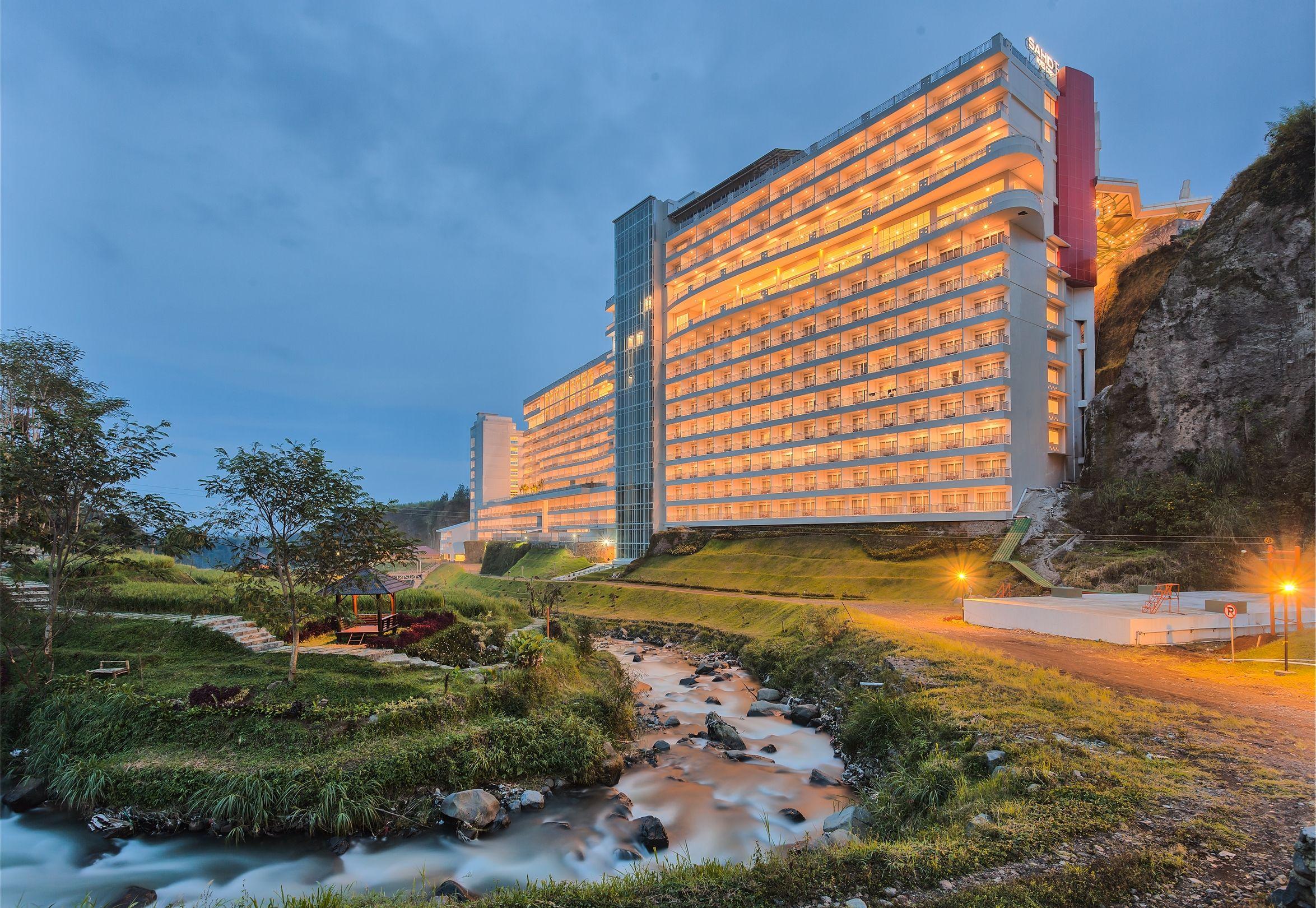 Le Eminence Puncak Hotel Convention & Resort (Formerly Sahid Eminence Puncak), Cianjur