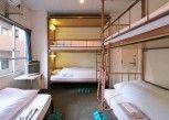 Pesan Kamar Kamar Keluarga, Beberapa Tempat Tidur di Sakura Hotel Jimbocho