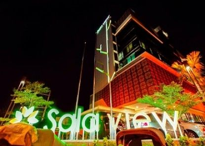 Sala View Hotel Pintu Masuk