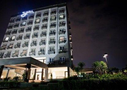 Samala Hotel Jakarta Cengkareng Pemandangan