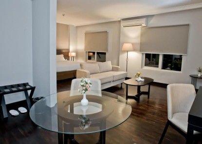 Samala Hotel Jakarta Cengkareng Ruangan Suite