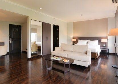 Samala Hotel Jakarta Cengkareng Kamar Tamu