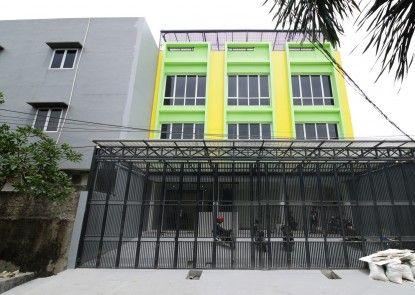 Sky Inn Jelambar 1 Jakarta Eksterior