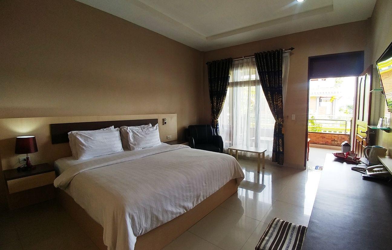 Samosir Cottages Resort, Samosir