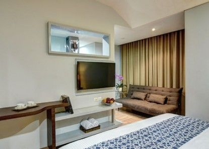 Sampit Residence Managed by Flat06 Kamar Tamu