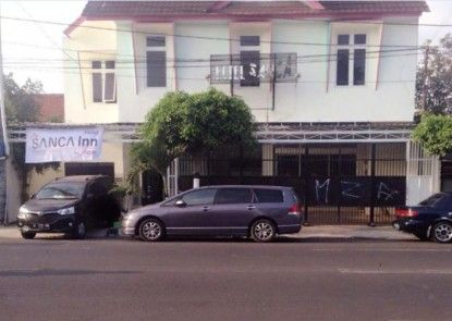 Sanca Inn by Arizon@Malioboro Yogyakarta Teras