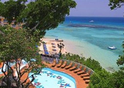 Sandals Royal Plantation All Inclusive Teras