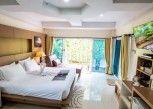 Pesan Kamar Studio Suite Grand, 2 Kamar Tidur, Kamar Terhubung, Pemandangan Kolam Renang di Sangthong Resort