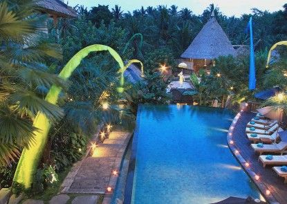 Sankara Ubud Resort Kolam Renang