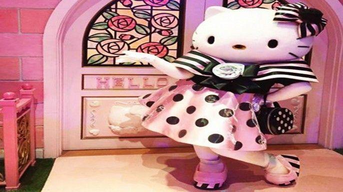Sanrio Hello Kitty Town E-Ticket