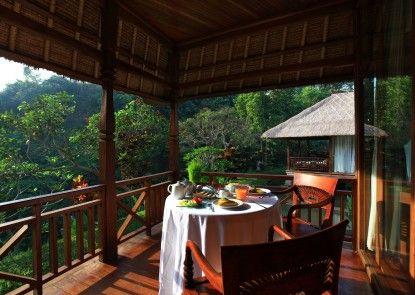 Santi Mandala Resort and Spa Teras