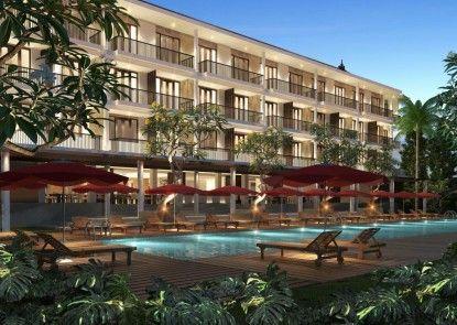 Hotel Santika Mataram Lombok Kolam Renang