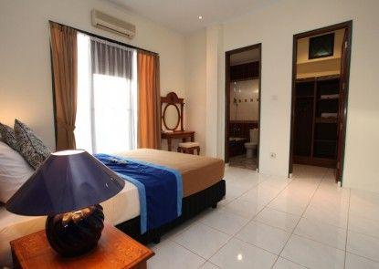Sanur Seaview Hotel Kamar Tamu
