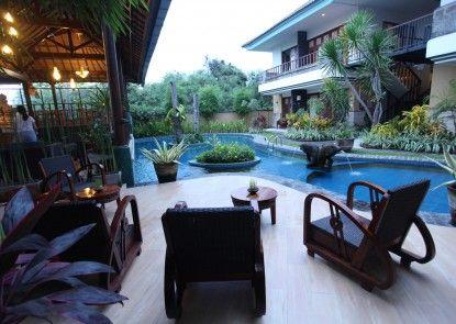 Sanur Seaview Hotel Kolam Renang