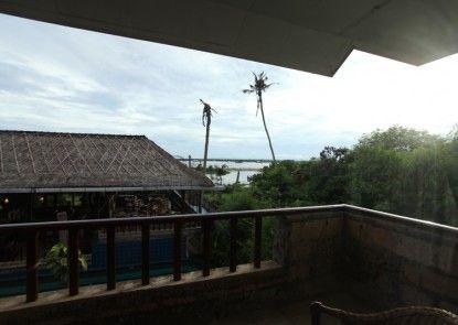 Sanur Seaview Hotel Teras
