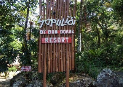 Sapulidi Cafe, Gallery & Resort Pintu Masuk